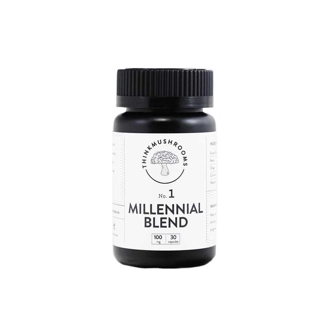 #1 Millennial Blend | Buy Psilocybin Magic Mushroom Online Canada
