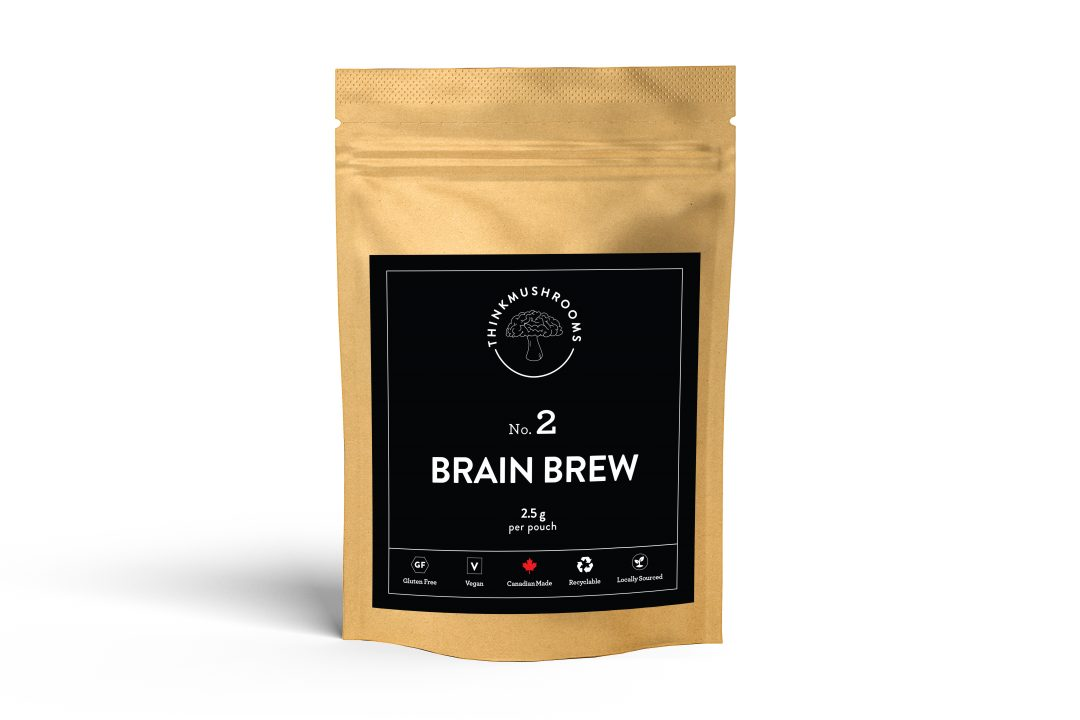 Brain Brew - Shroom Tea   Buy Psilocybin Magic Mushroom Online Canada