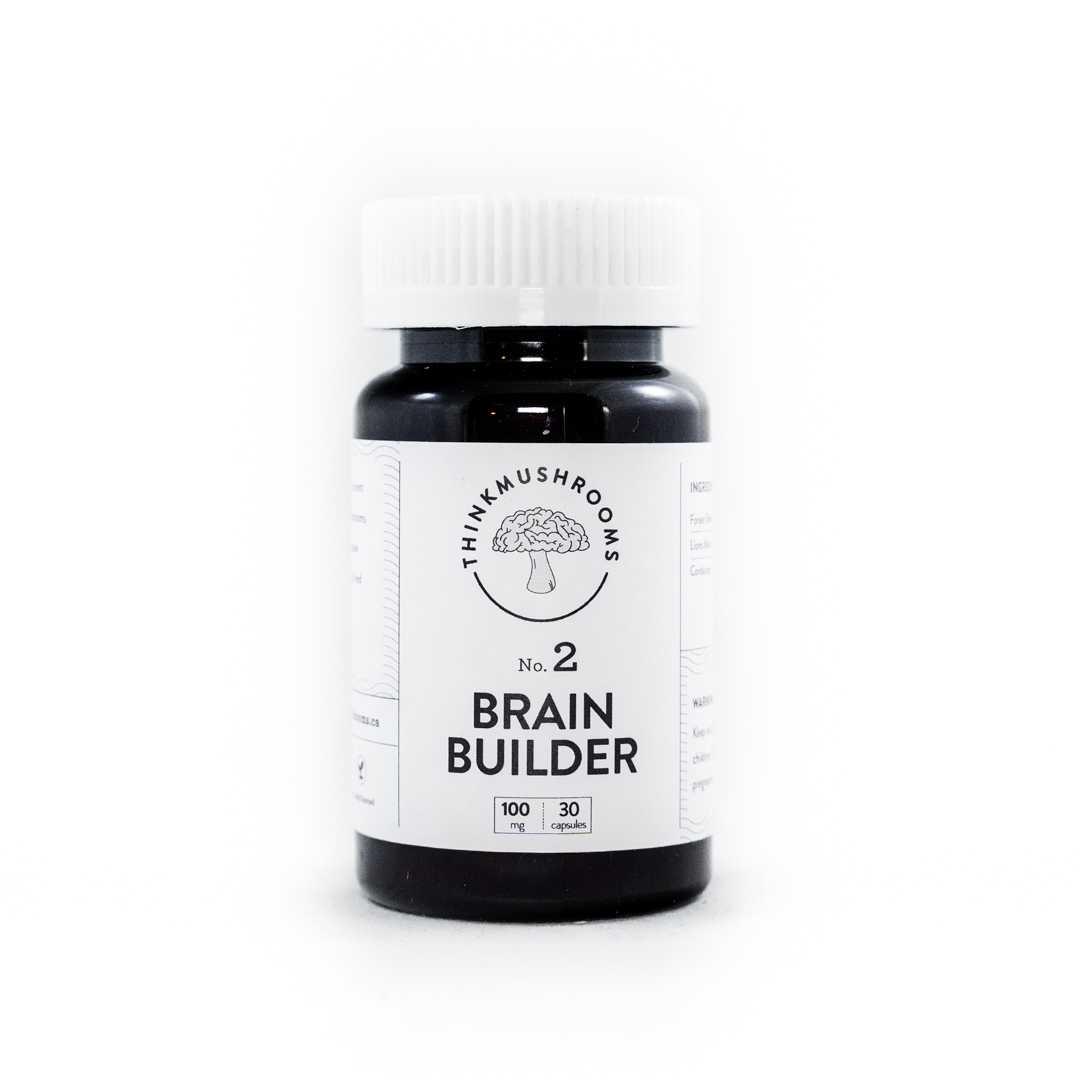 #2 Brain Builder   Buy Psilocybin Magic Mushroom Online Canada